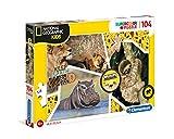 Clementoni- National Geographic - Wildlife Aventure (27143.6)