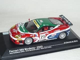 Ref: DP01 + DP02 OPO 10 FXX 2005 1//43 Set mit 2 Ferrari-Fahrzeugen: 360 Modena