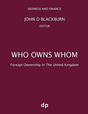 Who Owns Whom: Foreign Ownership in the United Kingdom