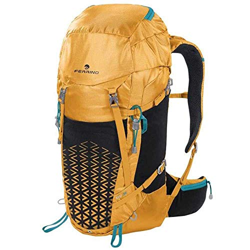 Ferrino Zaini Trekking Agile 35 Litri (Giallo, 35 L)