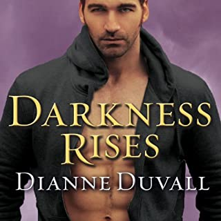 Darkness Rises     Immortal Guardians Series, Book 4               By:                                                                                                                                 Dianne Duvall                               Narrated by:                                                                                                                                 Kirsten Potter                      Length: 11 hrs and 39 mins     2,309 ratings     Overall 4.7