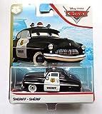 CARS SHERIFF by Mattel