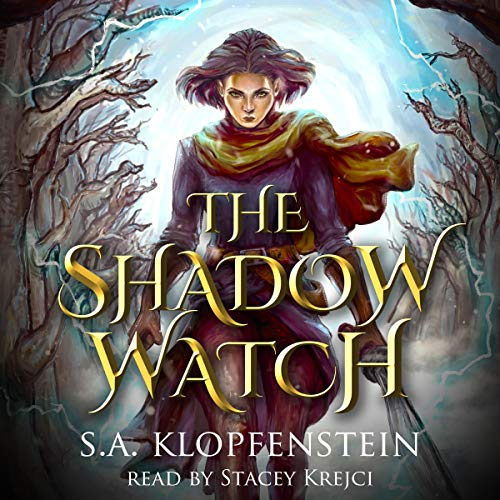 The Shadow Watch audiobook cover art