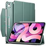 ESR Coque/Étui à Trois Volets Compatible avec iPad Air 4 2020 10.9 [Rabat Smart avec Fermoir] &...