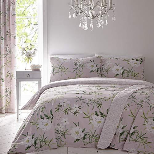 Dreams und Drapes Tagesdecke, 52 prozent Polyester / 48 prozent Baumwolle, Blush, Doppelbett, B 229 cm x L 195 cm