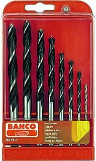 Bahco 59S//T30-3P BH59S//T30-3P T30 Bits for Torx Head Screws Multi-Colour Set of 3 Pieces 25 mm