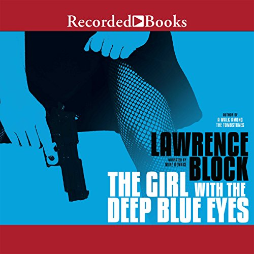 The Girl with the Deep Blue Eyes cover art