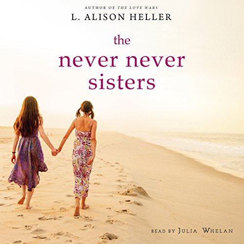 The Never Never Sisters audiobook cover art