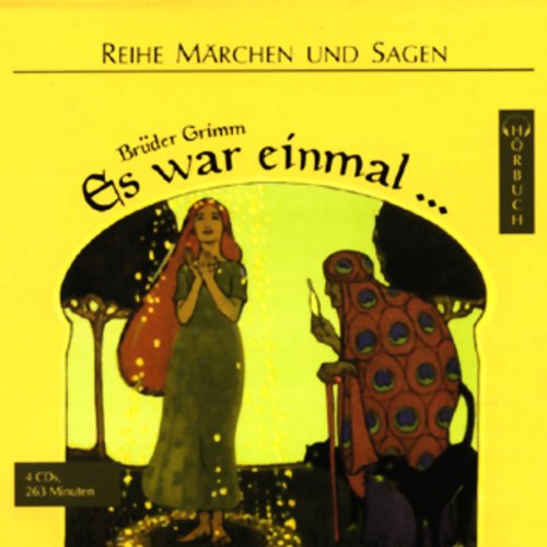 Es war einmal... audiobook cover art