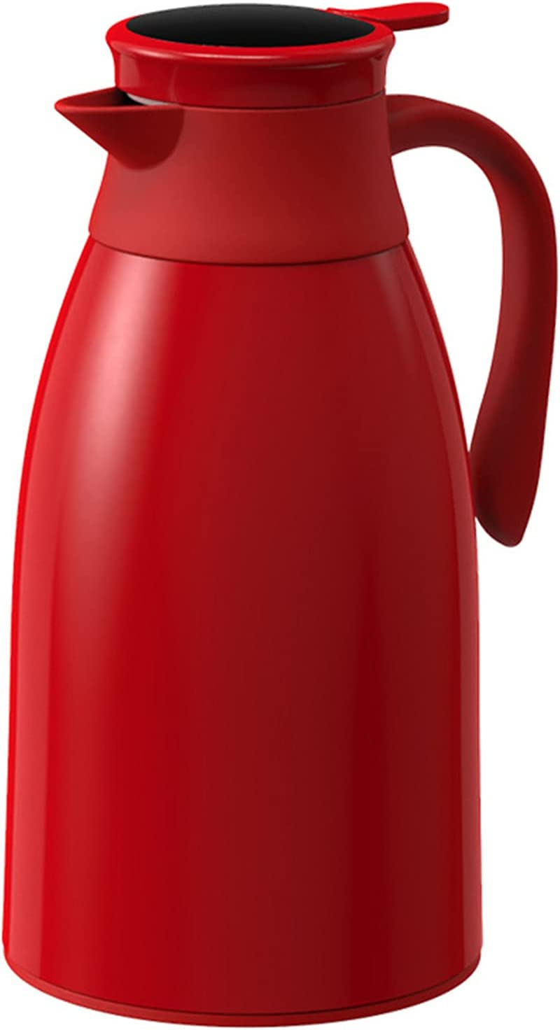 FDQNDXF Stainless Steel Thermal Vacuum Jug Max 72% Ranking TOP19 OFF Coffee Double-Walled
