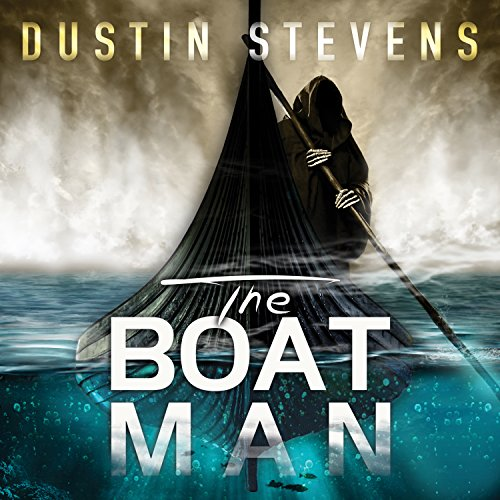 The Boat Man audiobook cover art