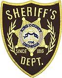 King County Sheriff Shoulder Patch: Walking Dead (2010)