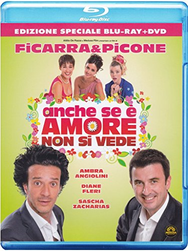 Anche se è amore non si vede [Blu-ray] [IT Import]