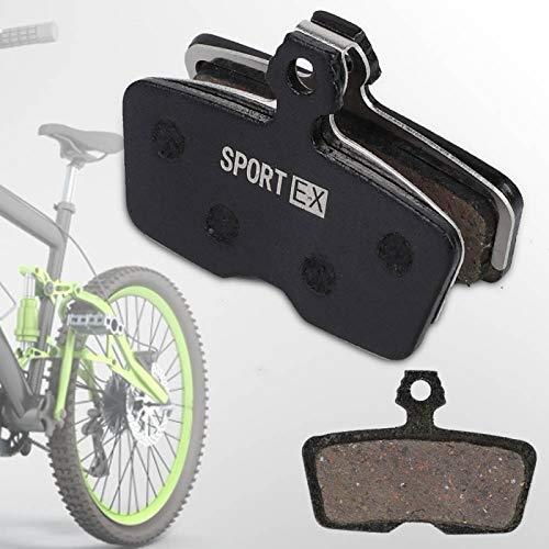 DAUERHAFT Mejor Pastilla de Freno de Disco Resistente a la abrasión fácil de Instalar, para Bicicleta Code R