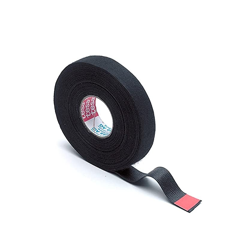 Tesa 51608 15 Original Wiring Loom Harness Adhesive Cloth Fabric Tape (19 mm x 25 m) gr943993534