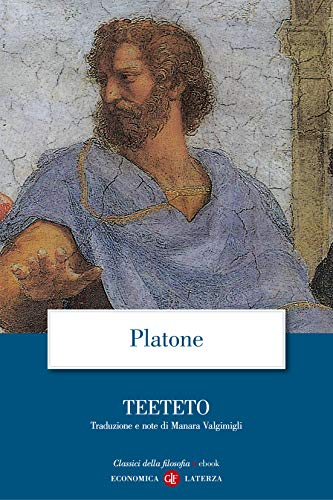 Teeteto (Italian Edition)