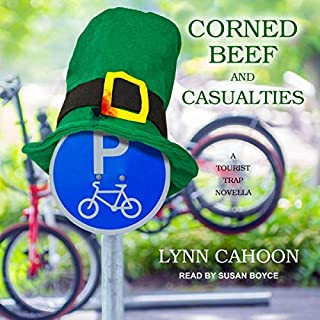 Corned Beef and Casualties     Tourist Trap Mystery Series, Book 6.25              By:                                                                                                                                 Lynn Cahoon                               Narrated by:                                                                                                                                 Susan Boyce                      Length: 1 hr and 57 mins     Not rated yet     Overall 0.0
