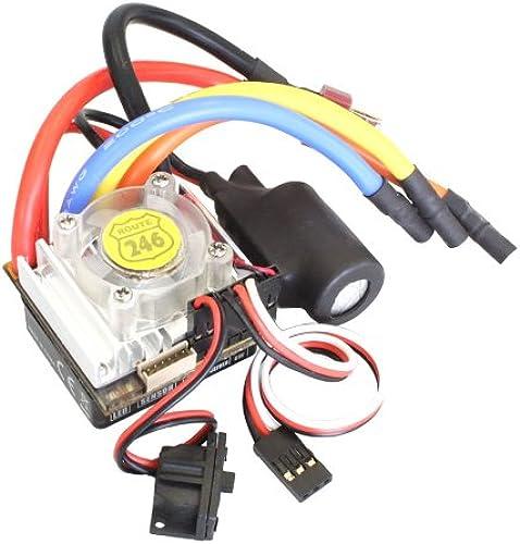 Regler SC-120R Sensor & Fan