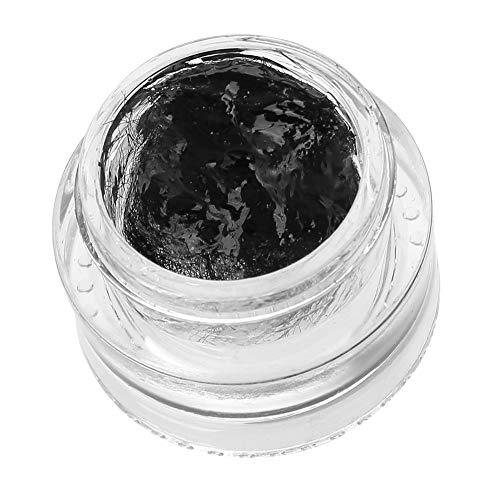 Extensions de sourcil, gel durable de fibre de cheveux de prolongation imperméable de front pour la poudre précise de construction de maquillage de remplisseur de sourcil de sourcil 3D(01#)