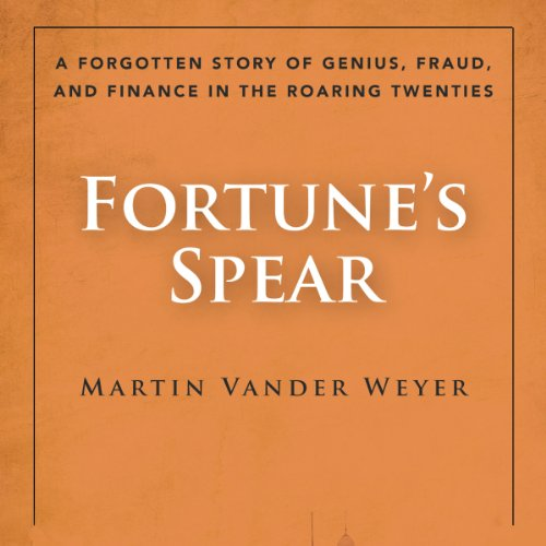 Fortune's Spear audiobook cover art