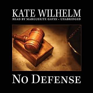 No Defense audiobook cover art