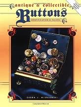 Best antique button books Reviews