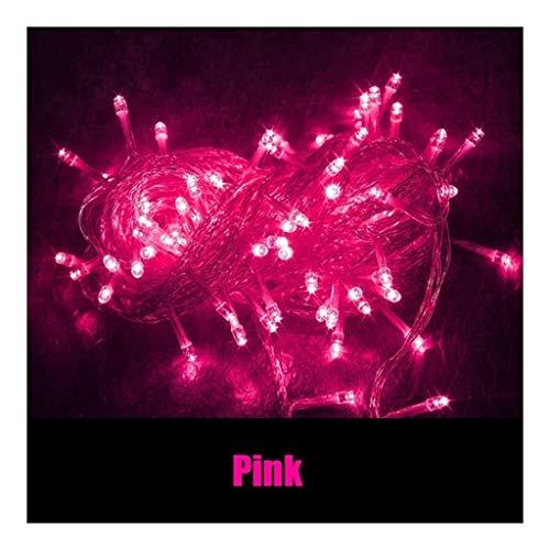 OKMIJN Lichtsnoer voor het aansluiten van lichtkettingen, 8 modi, stroomvoorziening via netsnoer, feeën in de open lucht, voor feestjes, paviljoen, Kerstmis, tuin en meer