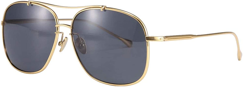 Alvndarling Polarized Sunglasses Driving Fishing Sunglasses Retro Fashion Sunglasses Men and Women UV400 Predection