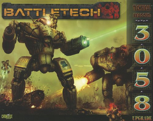 Battletech Technical Readout 3058 Upgrad
