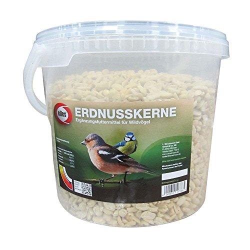 Elles Erdnusskerne 3kg Eimer
