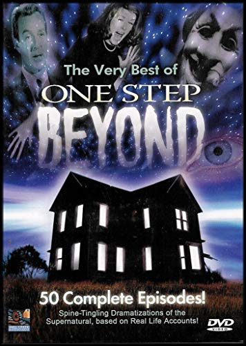 The Very Best of One Step Beyond: 50 Complete Episodes (Spine Tingling Dramatizations of the Supernatural, Based on Real Life Accounts) [4 DVDs]