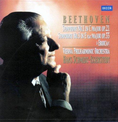 ベートーヴェン:交響曲第3番「英雄」、第1番