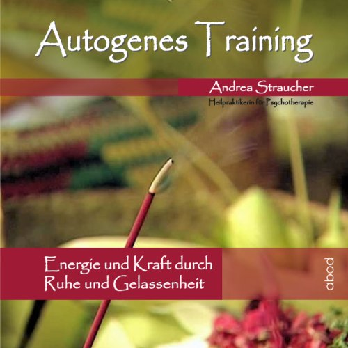 Autogenes Training Vol. 1 Titelbild