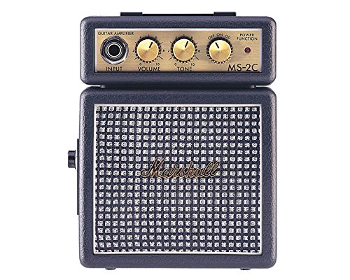 Marshall MS2 Mini-Verstärker, erhältlich in 5 Farben MS-2 Classic