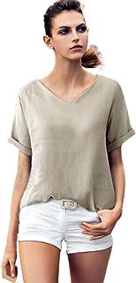 20073032a8f2 Amazon.es: camisetas brasil - Mujer: Ropa