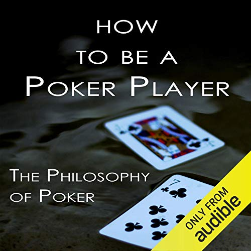 Couverture de How to Be a Poker Player