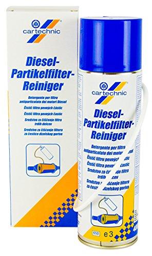 CARTECHNIC 400ml Dieselpartikel Reiniger