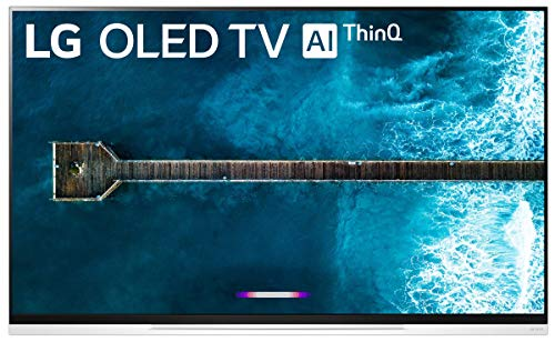 LikeNew LG E9 Series 55-Inch TV, Alexa Built-In 4k UHD Smart OLED 2019 Model - OLED55E9PUA.