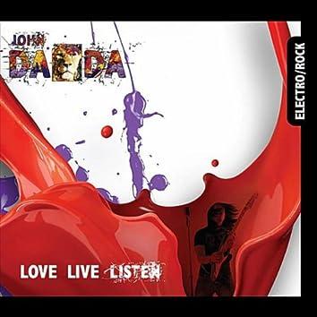 Love Live Listen
