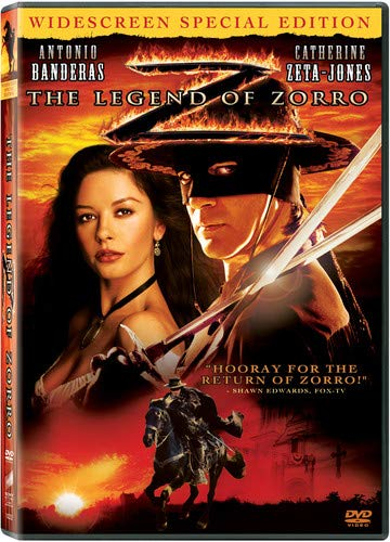 The Legend of Zorro (Widescreen Special Edition)