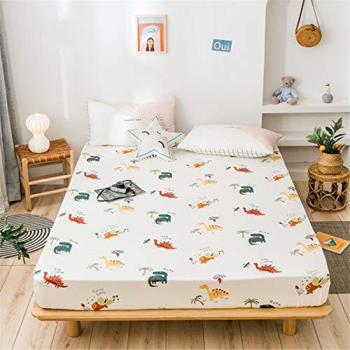 Xiaomizi Sábana para niños de 60 años de algodón de fibras largas para cama de niños