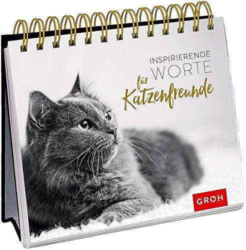 Inspirierende Worte für Katzenfreunde