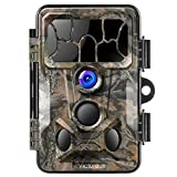 Victure Wildlife Trail Camera 20MP 1080P Full HD with Infrared Night Vision 130°Wide