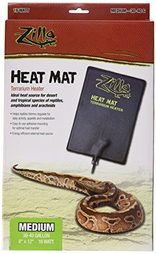 Zilla Reptile Terrarium Heat Mats 3040 gallon