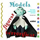 Modela figuras terroríficas con plastilina