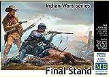 'Master Box mb35191Figura Final Stand, Indian Wars Series