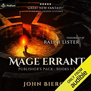 Mage Errant: Publisher's Pack cover art