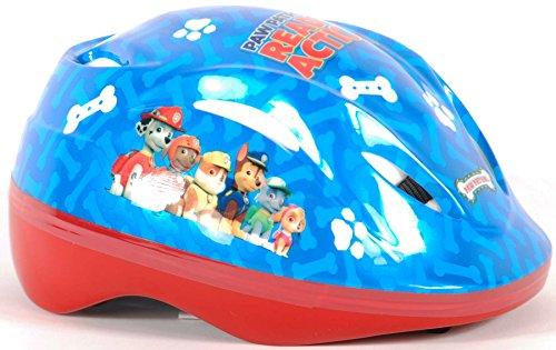 PAW PATROL Kinder Fahrradhelm Deluxe 51-55 cm stufenlos TÜV/GS