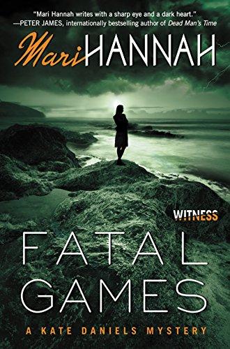 Fatal Games: A Kate Daniels Mystery (Kate Daniels Mysteries)