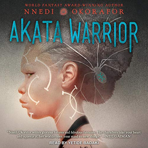Akata Warrior cover art